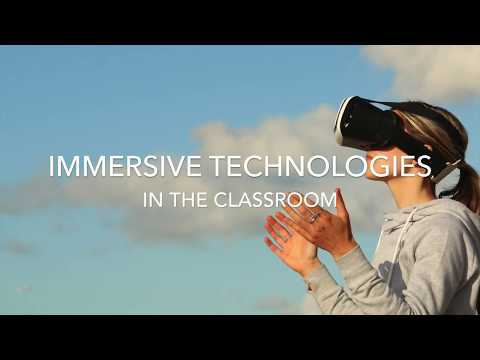 Immersive Technologies in the Classroom
