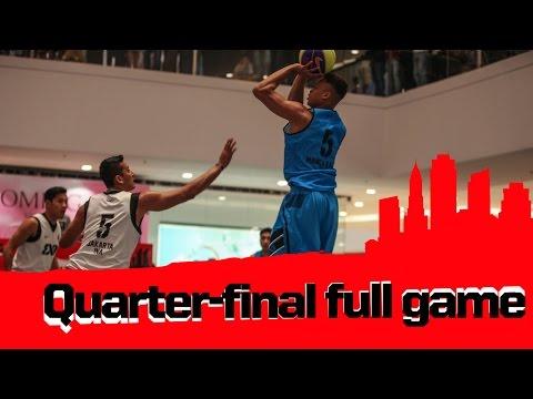 Jakarta (INA) v Manila East (PHI) - Quarter-Final Full Game - Manila Masters