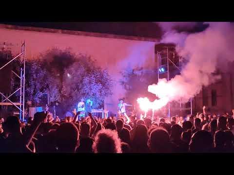 DOWNTOWN ft. BUZZ- MANILA (Live Γεωπονικό 17.07.2021)
