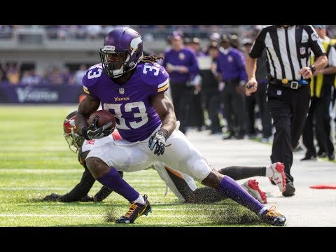 The First Touchdown of Every Current Minnesota Viking