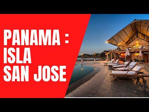 Isla San Jose  - Panama - Parrot - Bebop 2