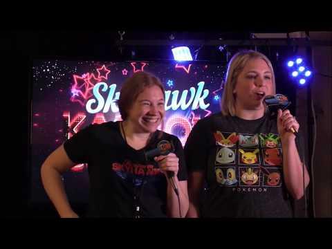 Skyhawk Karaoke Superstars Assembly 2017