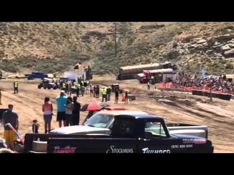 Mud bog superior wyoming