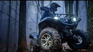 The Yamaha Grizzly and Kodiak 700 ATVs