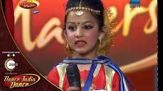 Twinkle Sharma's ADORABLE Dance Performance - DID L'il Masters Season 3