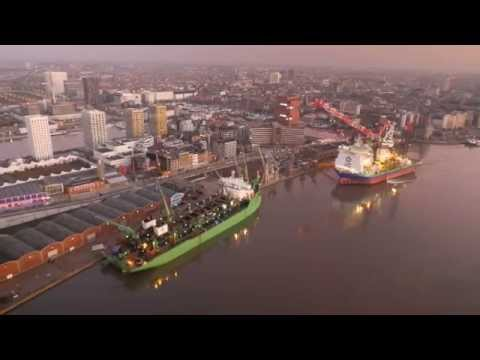 'Congo River' and 'Innovation' in Antwerp