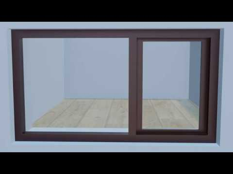 How To Model A Glass Window L How To Model House Window
