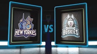 3BALL USA Showcase | Day 1 Game 2 | New Yorkies vs  Hungry Huskies