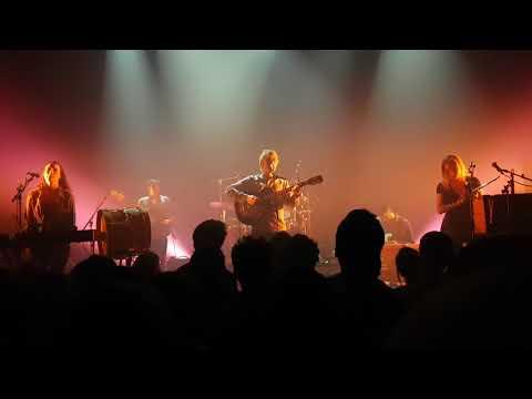 Johnny Flynn & The Sussex Wit - Lost And Found @ Café de la Danse, Paris [03/11/2017]