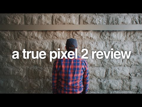 The Pixel 2 Review ft. 70's Porn Stache and Heavy Breathing