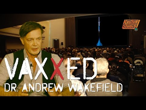 VAXXED in Berlin - Publikumsdiskussion mit Dr. Andrew Wakefield