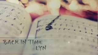 [Vietsub + Kara] Back In Time - Lyn