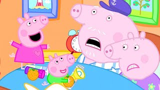 Peppa Pig Official Channel | The Noisy Christmas Night at Peppa Pig's House