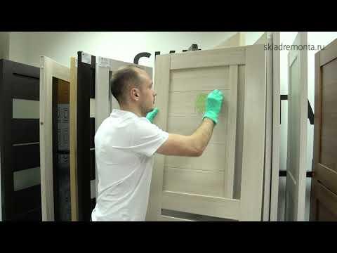 Межкомнатные двери Экошпон. Видео-обзор с тестами