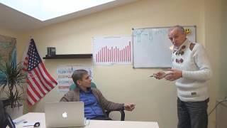 Подготовка к интервью на визу в США - работа психолога практика