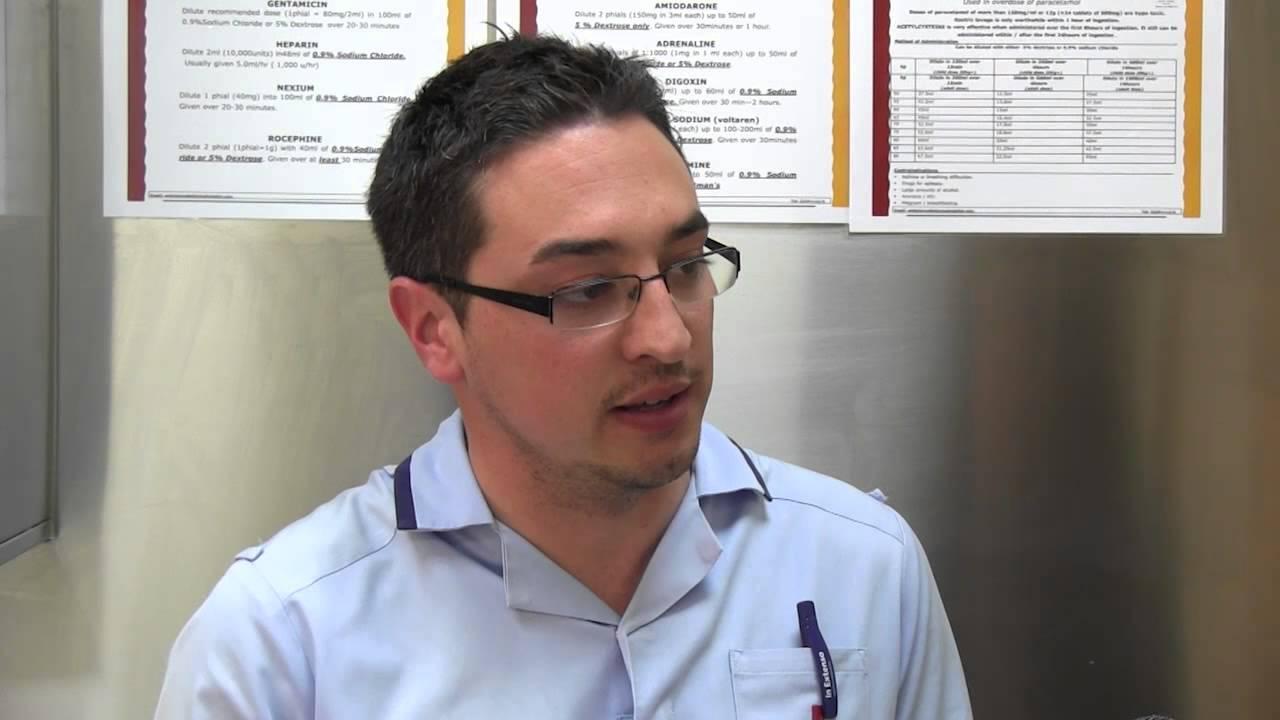interview emergency nurse clyde bonello