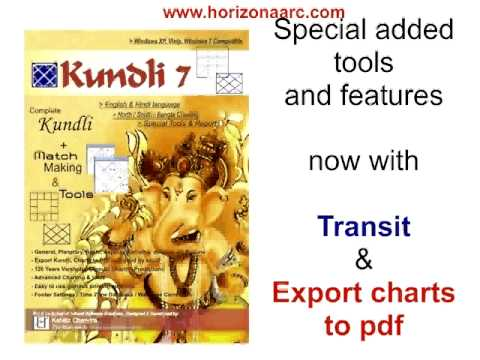 software of kundli match