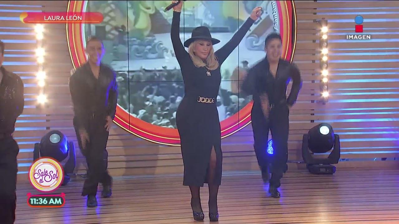 Laura León - Suavecito en Sale El Sol