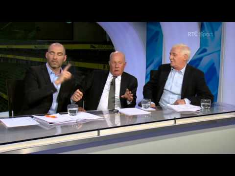 Eamon and Richie on Irish soccer structures | Ask The Panel | RTÉ Soccer