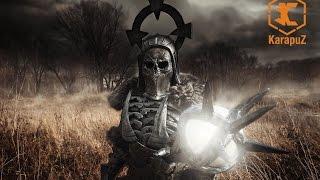 Ведьмак 3 - бой с Карантиром [режим - на смерть]