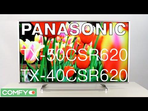 Panasonic TX-х0CSR620 - телевизор с функцией VIERA Connect - Видеодемонстрация от Comfy.ua