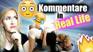 KOMMENTARE in REAL LIFE! #3 | Sonny Loops