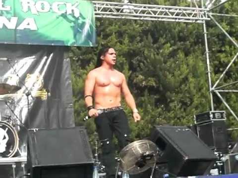 Leyendas del rock 2012 Saratoga-A morir