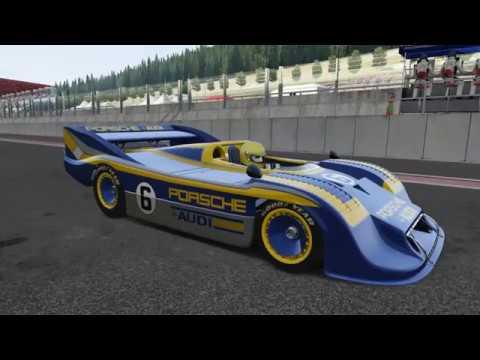 Assetto Corsa DLC Porsche Pack 1 - Porsche 917/30 Review