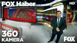FOX Haber stüdyosunu 360 kamera ile deneyimleyin