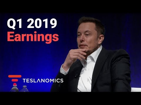 Tesla Q1 2019 Earnings Call (no ads)