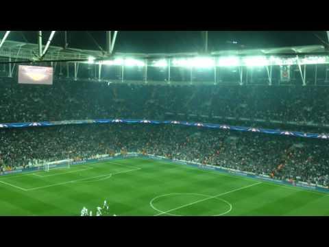 BEŞİKTAŞ-NAPOLİ Şampiyonlar Ligi 112 sene Yan yana (GURURLAN)