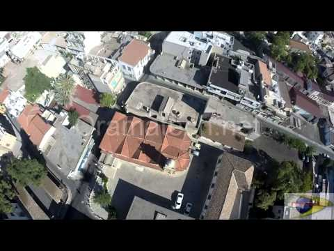 Nicosia from above Faneromenis Parthenagogio Tripioti by Oramatech
