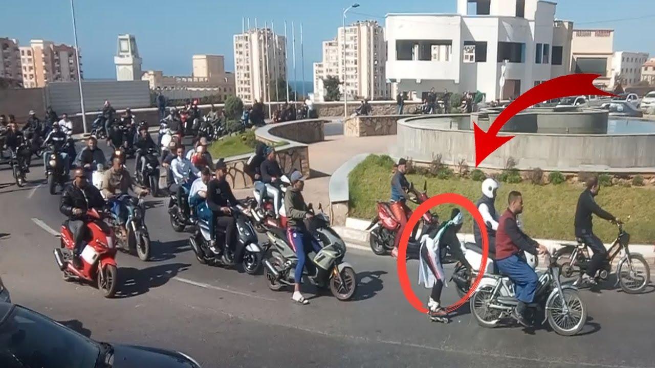 طرائف مظاهرات اليوم الجزائر 8 مارس 2019 .. اضحك حتي دموع