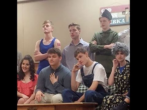 THE FOREIGNER pt. 1 | Play at West Creek High School Showcase