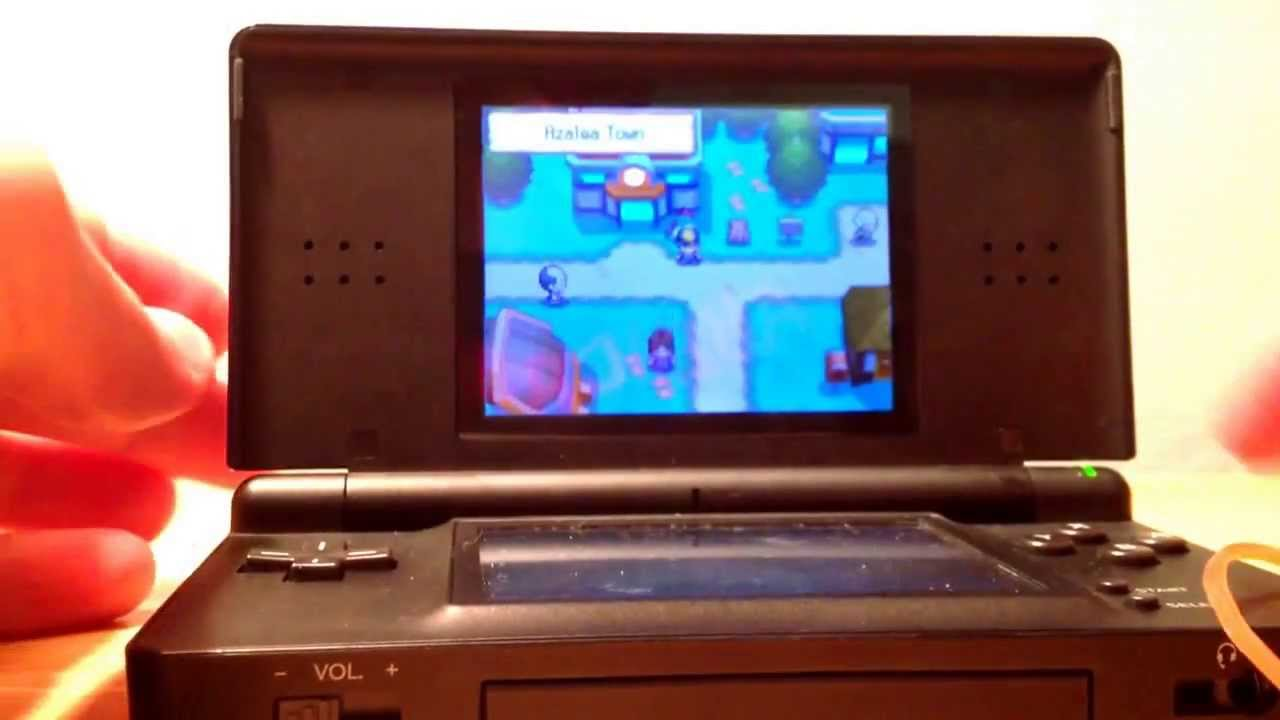 how to play pokemon emerald on 3ds