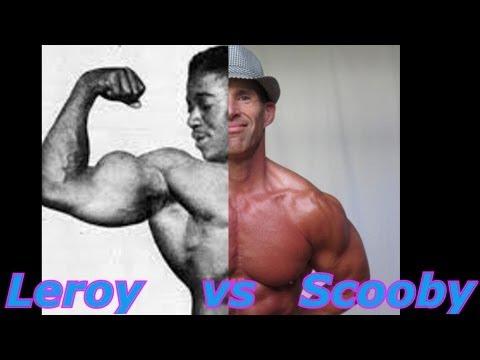 Leroy Colbert vs. Scooby