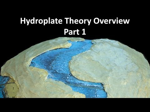 Hydroplate Theory Overview Part 1