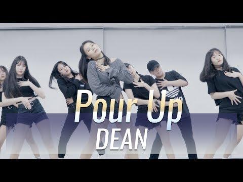 딘 (DEAN) - 풀어(Pour Up) (ft. Zico) Choreography DANA | RHZ Dance Studio