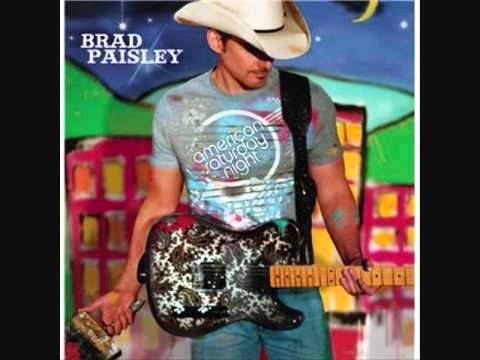 Brad Paisley - Anything Like Me (Lyrics)