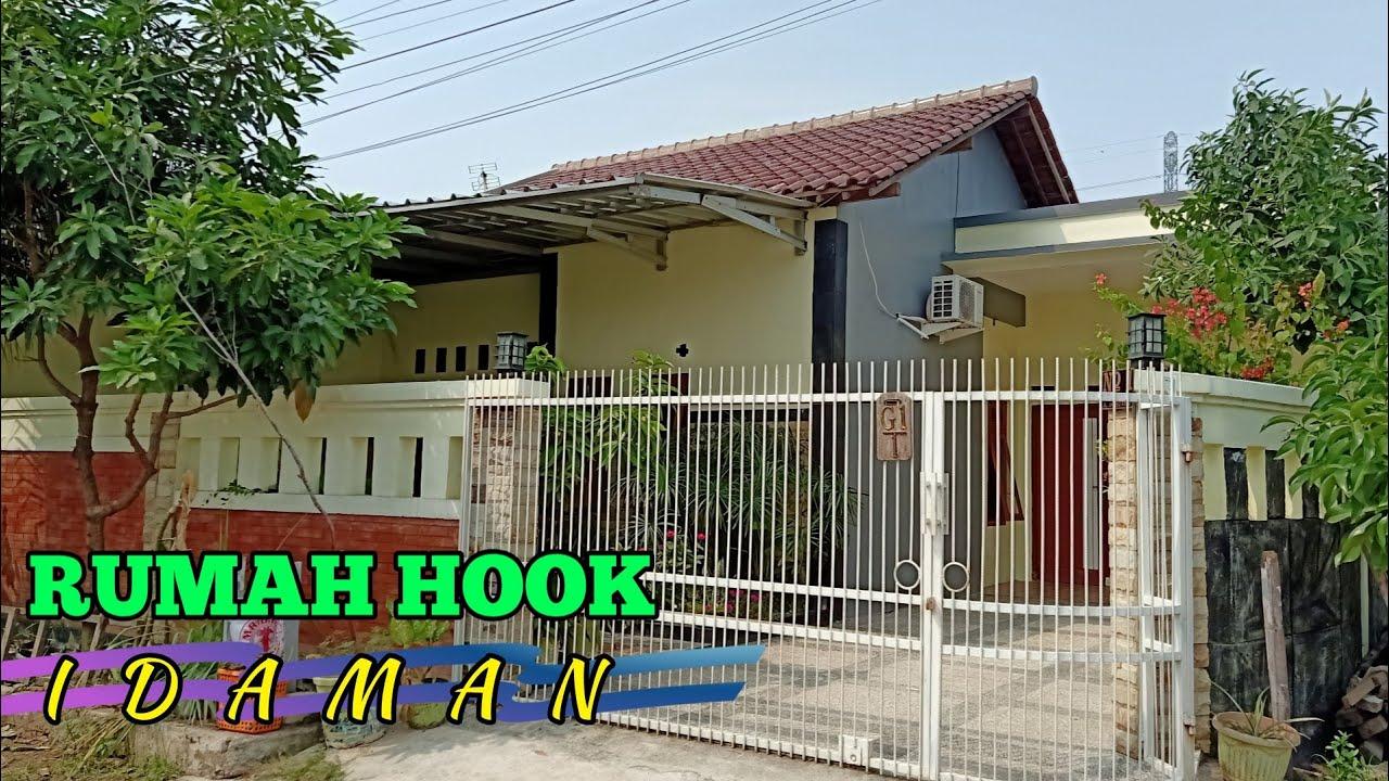 RENOVASI RUMAH HOOK TYPE 36/72 ll RUMAH SUBSIDI ll - YouTube