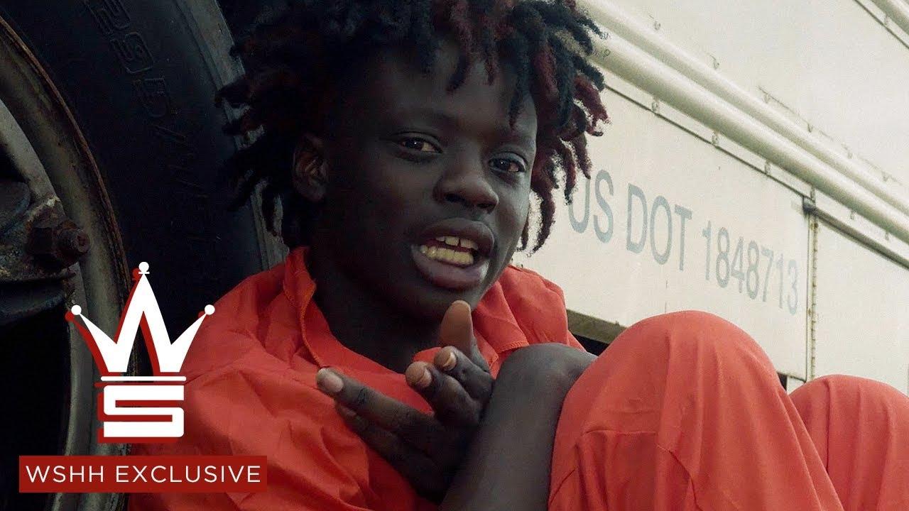 "5lokkNine ""JailHizeeBluez"" (WSHH Exclusive - Official Music Video)"