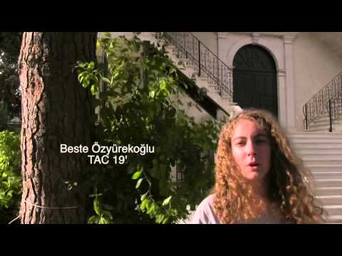 Tarsus Amerikan Koleji İzmir Marşı