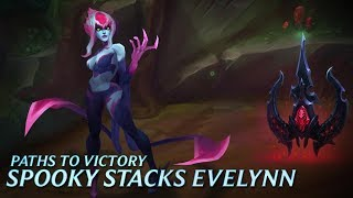 Paths to Victory: Spooky Stacks Evelynn - League of Legends (ซับไทย)