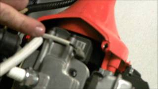 How to Check the Ignition on an Echo SRM 225 String Trimmer