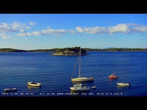 Hvar, Croatia - LIVE 24/7 WebCam