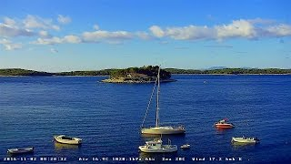 WebCam Hvar LIVE (Croatia)