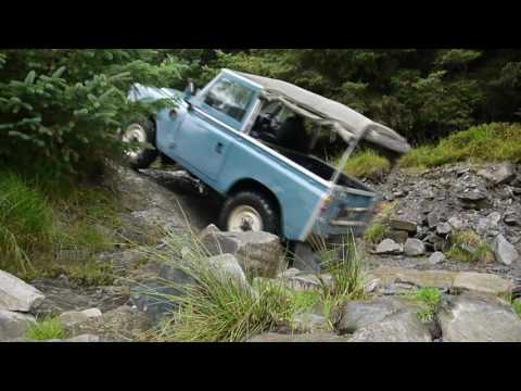 Summer Greenlaning in Mid Wales