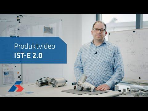 IWN Bustürantrieb IST-E 2.0 - elektrohydraulischer Antrieb für Innen- und Aussenschwenktüren