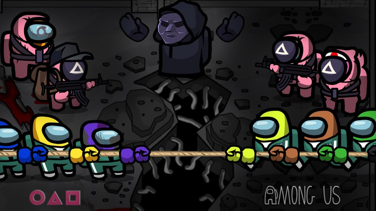 Download Among Us Zombie Ep 62 Squid Game - Animation