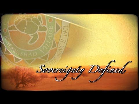 CLIP - Sovereignty Defined (Spring 2015)